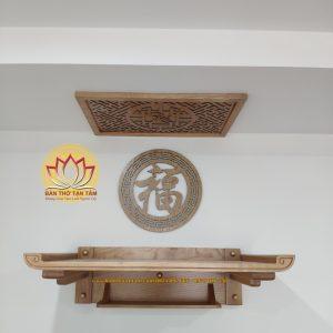 bàn thờ treo tường cs15