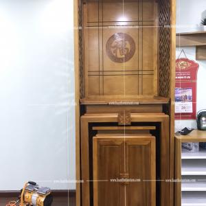 bàn thờ gỗ mít